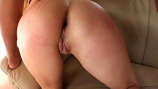 Amazing pornstar Sara Romain in fabulous blonde, cumshots xxx clip