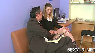 raunchy and wild table sex movie segment 2