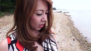 Yumi Kazama in The Legendary Mermaid part 2