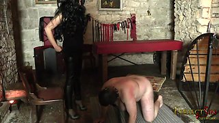 At the Mercy of Mistress Pandora - Real Female Domination