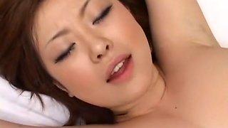 Amazing Japanese slut Rio Hamasaki in Best Creampie, Big Tits JAV video