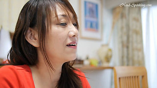 JAP Divorcee Spanking