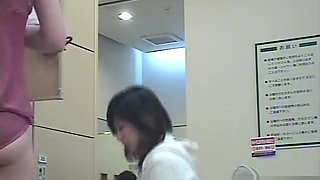 Spy Cam Changing Room, Japan Video Exclusive Version