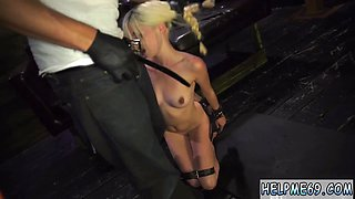 Bondage gangbang toys and enema Helpless teen Piper Perri was on her way to visit a