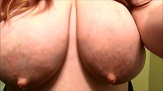 big tits all sizes milk and cum on comp