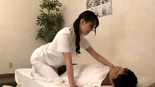 Doggystyle Pussy Eating Asian Massage