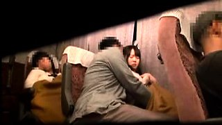 A Hot Young Japanese Teen Pleasing Old Homeless Guys Pt1