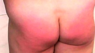 Bad Bad BBW Housewife Tries To  Arouse Cock Moment