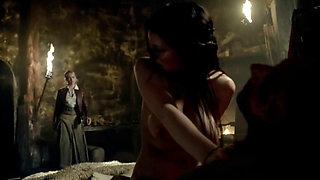 Black Sails Idelle (Lise Slabber) all nude Scenes