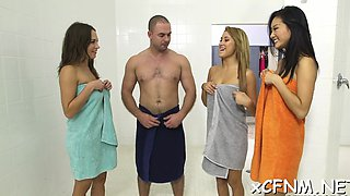 see exciting cfnm scene amateur video 3