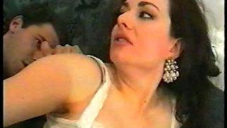 Jessica Rizzo takes 2 cocks