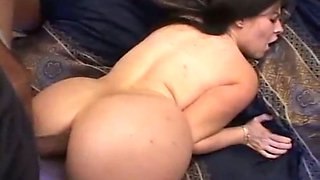 My neighbor's wife has lots of curves and a passion for fucking