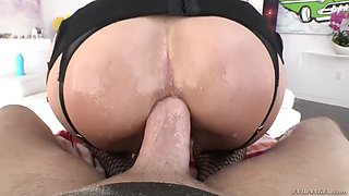 alt babe sammie six indulges in hardcore anal sex