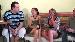 French Amateur Foursome See More at Jizzcam net