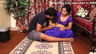 Anjali Aunty Romance With Husband After Drinks