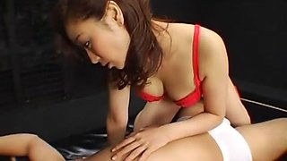 Incredible Japanese model in Fabulous BDSM, Blowjob/Fera JAV scene