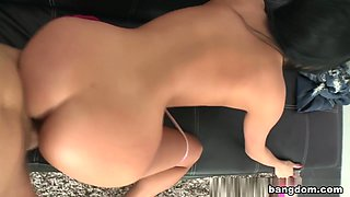 Anissa Kate in Latina With Big Natural Tits Gets Fucked...