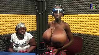 African macromastia