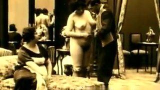 Retro Porn Archive Video: Die Kanzlei