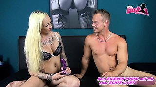 German amateur tattoo Milf real userdate with dude