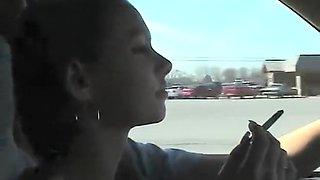 Best amateur Car, Solo Girl adult video