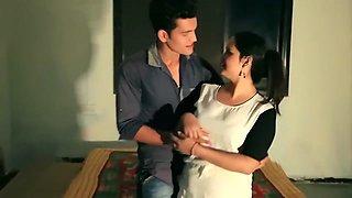 Bhabi romance with her boyfriend