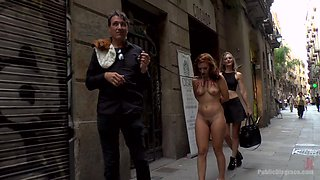 Pamela Sanchez'S Walk Of Atonement - PublicDisgrace