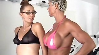 Strap On Champion Workout - Scene 2