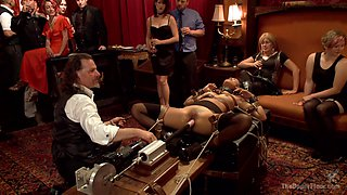 Slaves Get Pounded And Humiliated
