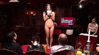 Sweet Oriental babe gets trained in bondage and hardcore sex