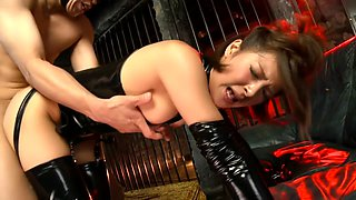Nana Ninomiya in Uncontrollable Squirting Girl part 2.2