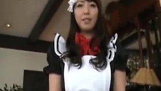 Japanese maid