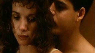 Victoria Abril in rare pregnant sex scene include 'golden