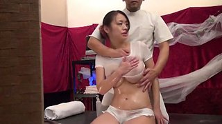 Hottest Japanese whore in Amazing Masturbation JAV scene