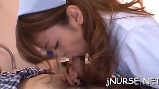 nurse gets mouth stuffed asian clip 1