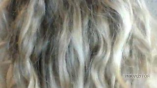 Awesome amateur closeup clit masturbation on webcam homemade
