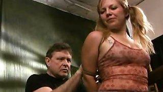 Lusty Svetlana punished