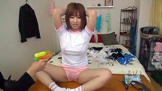 Fabulous Japanese model Cocomi Naruse in Hottest Lingerie, Fetish JAV scene