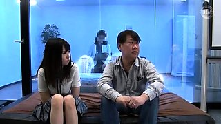 japanese Four handed teen massage