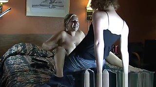 A Motel Room Full Of Swingers