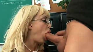 Brittany o'neil mature teacher