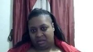 Big Titty Ebony Lady I know.