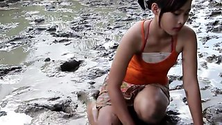 Fischen in kambodscha