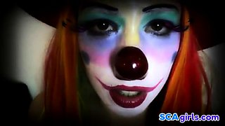 Popper Clown