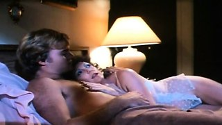 Retro Classic Hairy Mom Sex Fantasy With Not Stepson