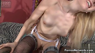 LickNylons Movie: Judith and Dolly