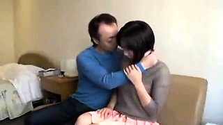Innocent small japanese schoolgirls get fucked hard