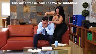 Skilled office Big boobs Milf