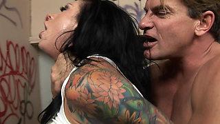 Mason Moore Dirty Sex In Dirty bathroom