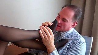 Office pantyhose 3